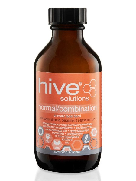 Hive Ölmischung für normale und Mischhaut, Gesichtsöl, Solutions, 75 ml