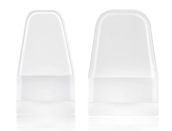 10 x Nagellackentferner-Kappen zum Entfernen von Nagellack