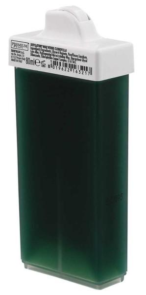 Wachspatrone Chlorophyll Premium - Mini 8mm kleiner Rollkopf