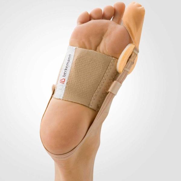 Berkemann Valex D-Halux valgus-Tagesbandage für rechten Fuß,