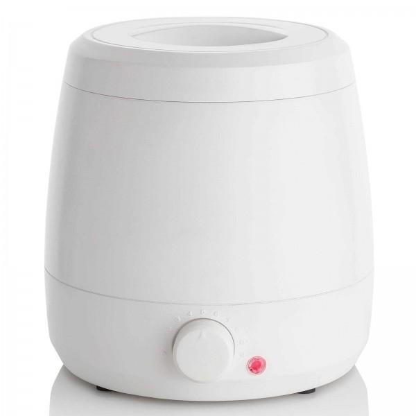 Wachswärmer Advance 800ml Dosen, Xanitalia Wachserhitzer für Wachsdosen, Wachsperlen, Wachsscheiben