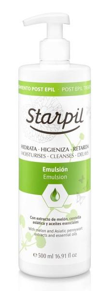 After Wax Retartend Post Epil Lotion Starpil, 500ml