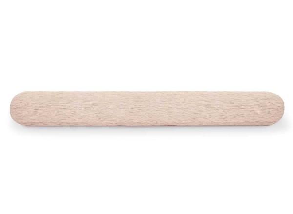 50x kleine Holzspatel 11x1 cm für Wachs und mehr, Spatel Wachsspatel