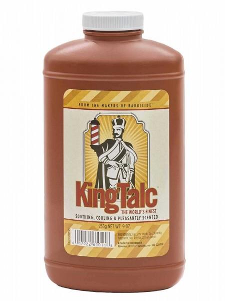 King Talc Talkumpuder, 255g