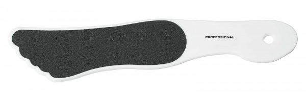 Große Fußfeile 26 cm, Doppelseitig Grob und Fein