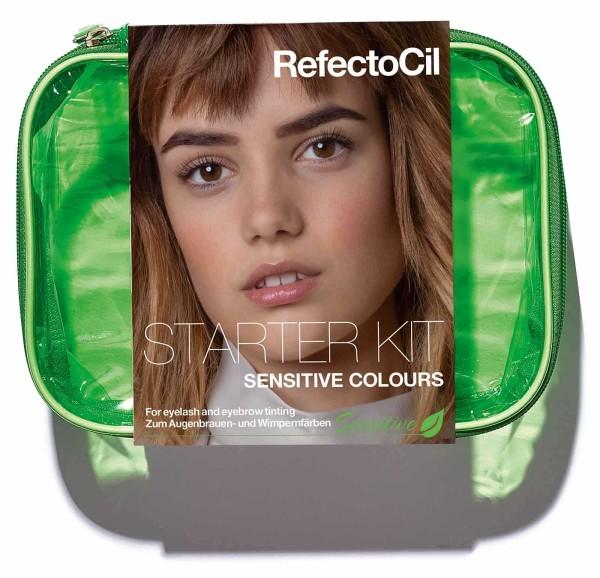 RefectoCil Starterset Sensitive Augenbrauen Wimpernfarben