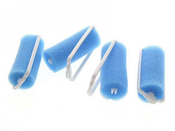Lockenwickler aus weichem Schaumstoff auch als Schlafwickler geeignet. Schaumstoffwickler