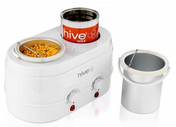 hive Analog Wachswärmer 1 Liter + 0,5 Liter