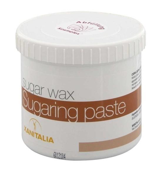 Xanitalia Sugaring Paste, Zuckerpaste, 500g Schraubdeckel