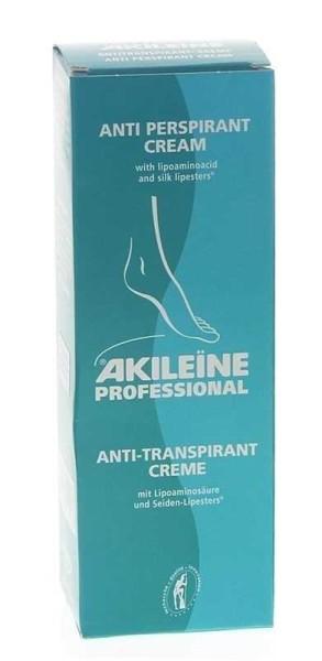 Akileine Grün, Deo-Biactif Anti-Transpirant Creme Schwitzen regulieren, Gerüche neutralisieren,150ml