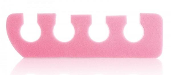 20 Paar, Zehentrenner für die Fußnagellackierung, Pink