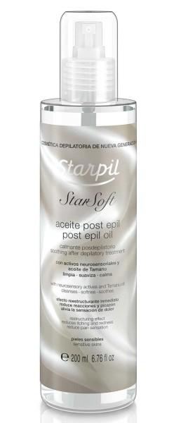 Starsoft After Wax Post Epil Öl Starpil, 200ml