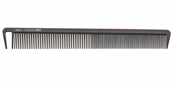 Friseurkamm, 22 cm Carbon-Schneidekamm