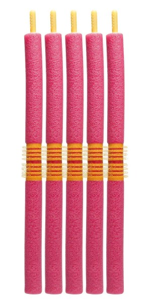 Softwickler Flexwickler Papilotten mit Stecker Lockenwickler für Ihre Haare