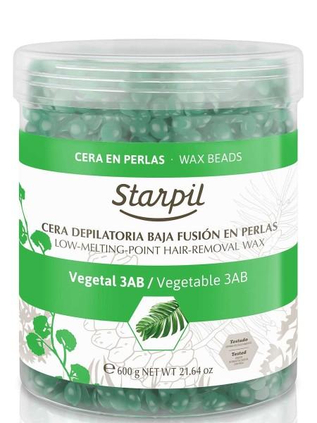 Starpil Vegetable 3AB Hartwachs Perlen, 600g
