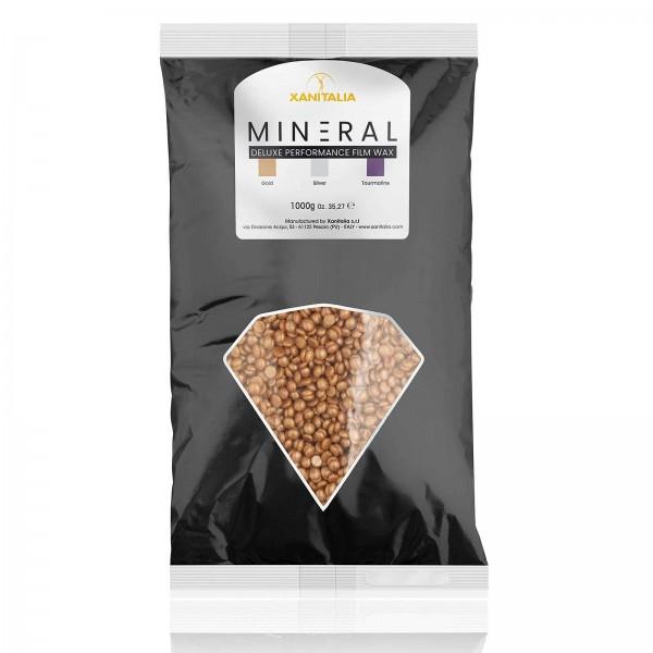 Wachsperlen Gold Mineral Performance Film Wax, Xanitalia 1000g