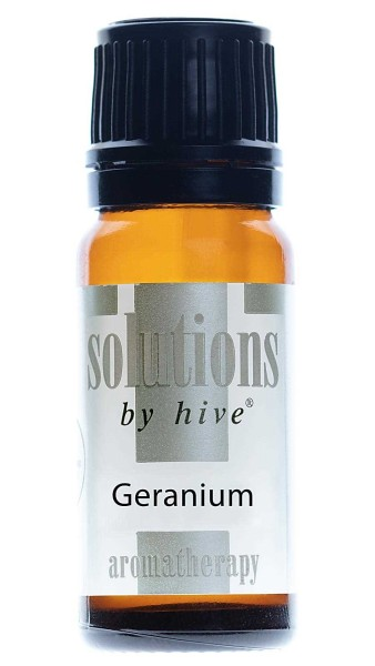 Hive Geranie ätherisches Öl, Geranieöl Solution, 12ml