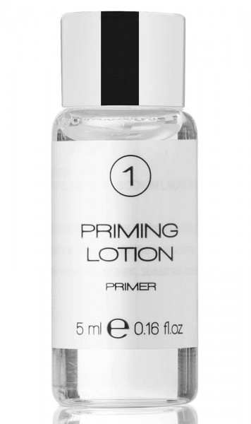 Combinal Priming Lotion, Phase 1, Wimpern Reinigung