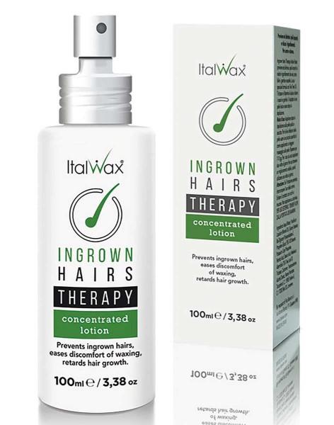 Italwax Ingrown Hairs Therapy Lotion, eingewachsenes Haar, 100ml