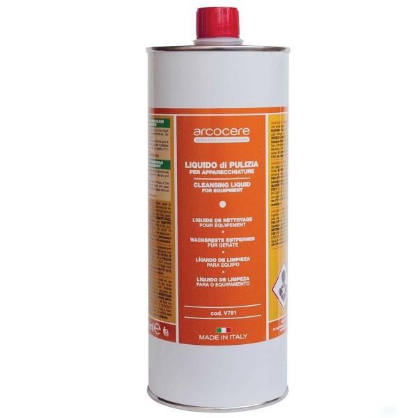Wachs Geräte-Reiniger, Arcocere Wachsreiniger - Wax Cleaner, 1 Liter
