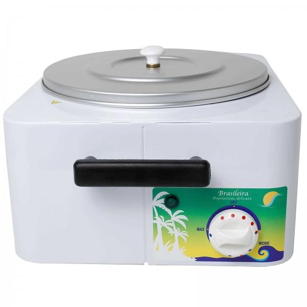 Brasil Wachserwärmer für 3 kg, Kosmetex Erhitzer für Wachsperlen, Wachsscheiben, Wachsblöcke