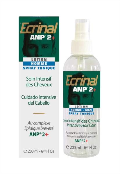 Ecrinal Spezial Haarwasser für Herren, Intensive Haar-Behandlung bei Haarausfall, 200ml