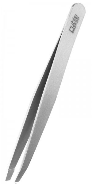 Rubis Ion Pinzette Classic, schräge Spitze Tweezers