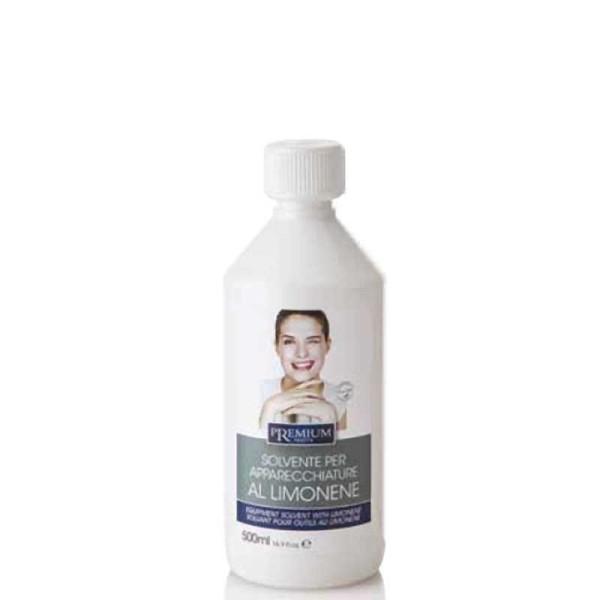 Xanitalia Wachs Geräte-Reiniger Lemon Öl, entfernt Wachsreste nach dem Wachsen - Waxing, 500ml