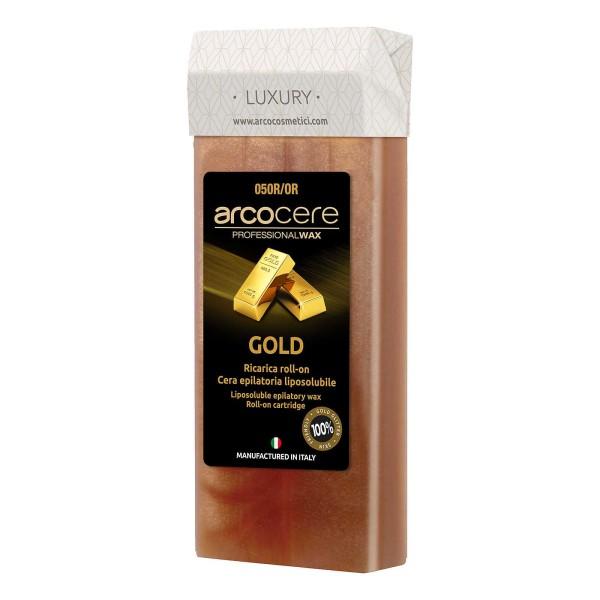Wachspatrone ORO Gold arcocere, 100 ml