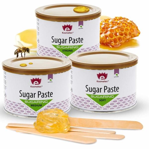 Zuckerpaste Sugar Paste Kosmetex, 550g