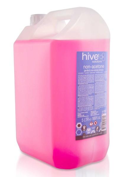 5 Liter Hive Acetonefreier Nagellackentferner Non-Acetone Solutions