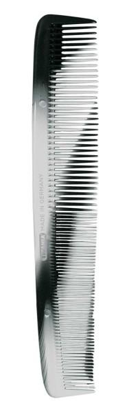 Herrenkamm Kamm für schonendes Haare kämmen-in Schwarz-Weiss