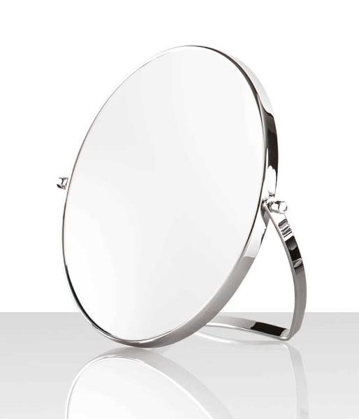 Stell Spiegel Ø 18 cm, 2-fach, silber