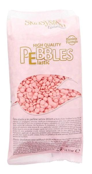 Rosa Wachsperlen Skinsystem Pink Perlen Waxes beans,