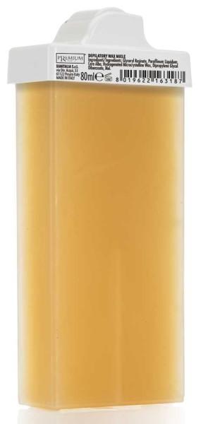 Wachspatrone Honig Premium - Schmaler 15mm Rollkopf