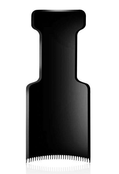 Strähnen-Färbekelle, schwarz