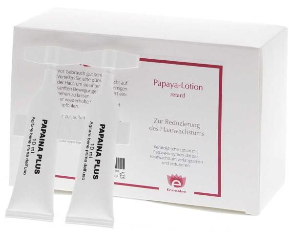 Ampulle (10ml) Papaya Haarwuchsreduzierung Kosmetex