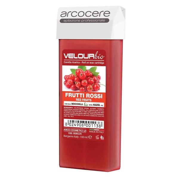 Wachspatrone Frutti Rossi arcocere, 100 ml