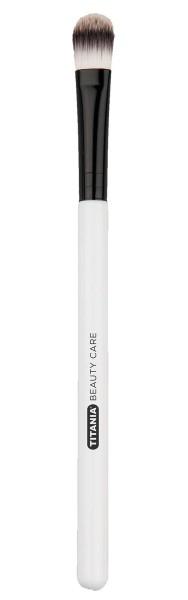 Titania Concealer Pinsel, Lidschattenpinsel, Make-up Pinsel, Kosmetikpinsel, 1 Stück - Extra weich u