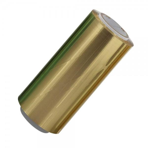Gold Alufolie, 12 cm breit, 15 MICRON