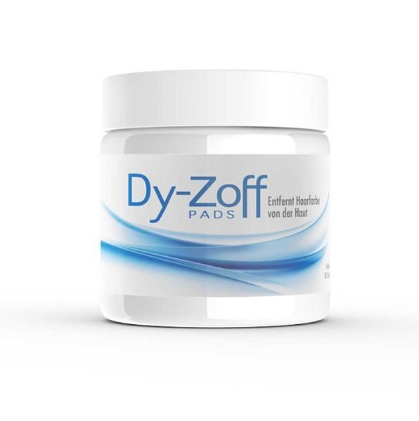 Dy-Zoff Pads, Haarfarbe Entferner, 80 Stück Pad Farbentferner
