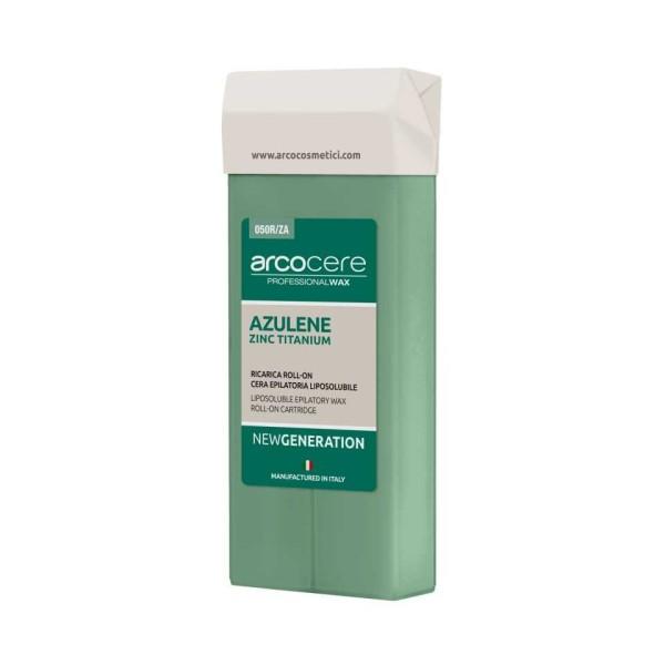 Wachspatrone Azulene with Titanium Dioxide, Fluid arcocere, 100 ml