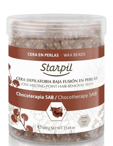 Starpil Chocotherapy 5AB Hartwachs Perlen, 600g
