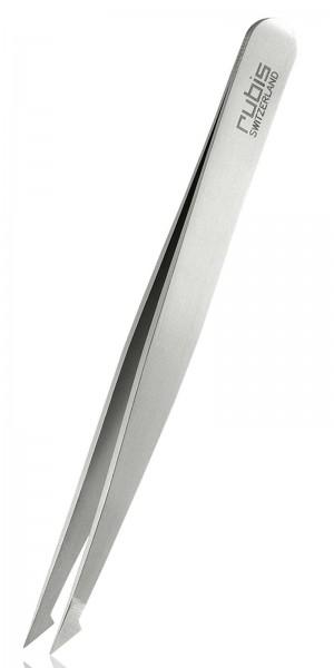 Rubis Pinzette Evolution, Tweezers mit spitzer Spitze und Greiffläche