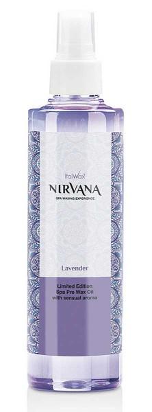 Pre Wax Öl Nirvana Lavendel, Vorbehandlungsöl Italwax, 250ml