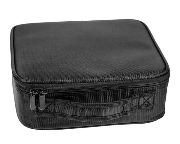 Beauty Tool Case schwarz mit Organizer-Einteilungen verstellbar