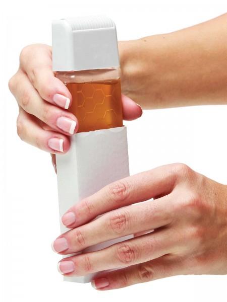 10 Stk. Wärme Schutzhüllen Wachspatronen für 80g und 100g Wax Cartridge