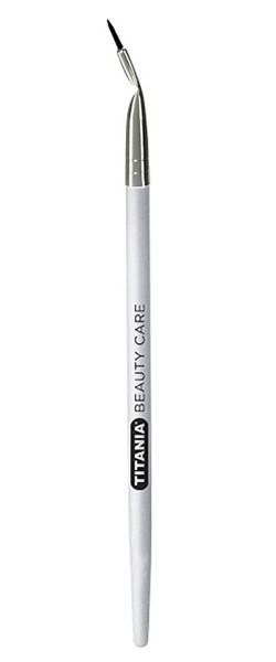 Eyeliner Brush m. Spitze, Lidstrich, Nylonhaare Lidstrichpinsel, dünn