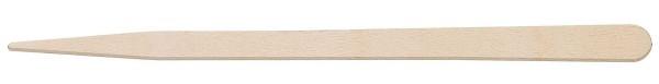 100x kleine Gesicht Holzspatel 8.8 cm für Waxing