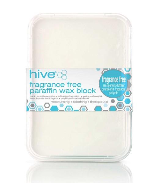 Hive Neutral Parfümfrei Low Melt Paraffinwachs für Paraffinbad, 450g